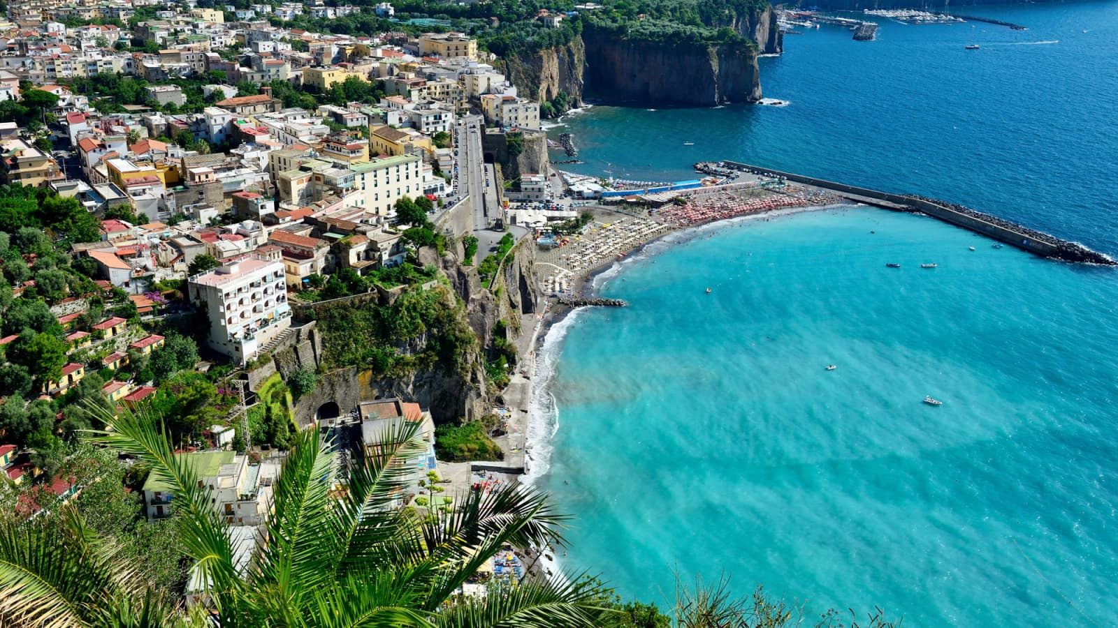 Sorrento Italy Hotels On The Beach